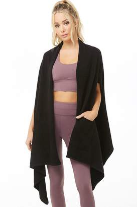 Forever 21 Active Drape-Front Cardigan