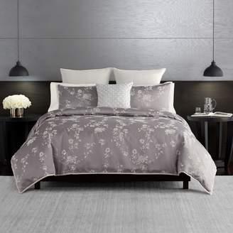Vera Wang Simply Vera Ikat Floral 3-piece Comforter Set