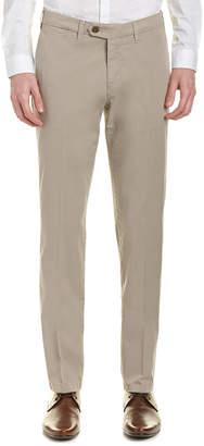 Canali Cotton Trouser