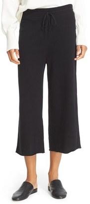 Women's Vince Crop Wide Leg Pants $145 thestylecure.com