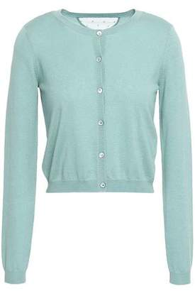 RED Valentino Cashmere And Silk-blend Cardigan