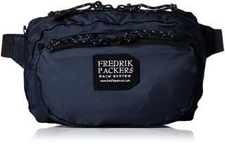 Fredrik Packers (フレドリック パッカーズ) - [フレドリックパッカーズ]ウエストバッグ ボディーバッグ FREDRIK PACKERS 210D NYLON OXFORD ACTIV PACK ネイビー