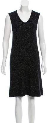 Creatures of Comfort Wool Sleeveless Dress