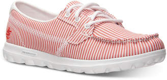 Skechers Women's Go Boat Casual Sneakers from Finish Line