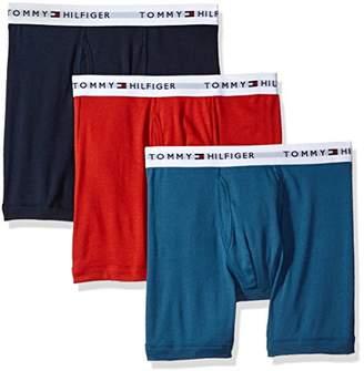 Tommy Hilfiger Men's 3-Pack Cotton Boxer Brief