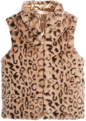 Epic Threads Little Girls Leopard-Print Faux Fur Vest
