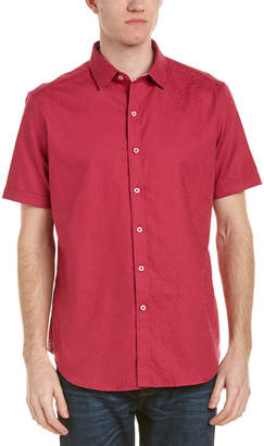 Robert Graham Windsor Classic Fit Woven Shirt
