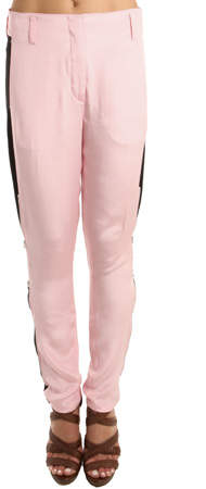 3.1 Phillip Lim Side Panel Trouser in Pink