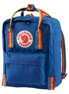 Fjallraven Mini K?nken Rainbow Backpack