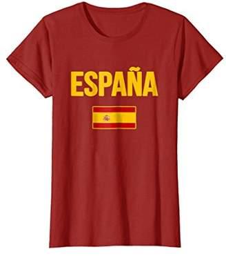 Espana T-shirt Spanish Flag Spain