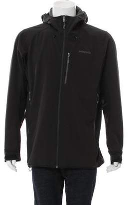 Patagonia Hooded Zip-Up Windbreaker