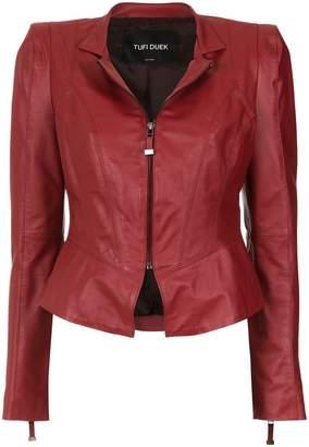 Tufi Duek fitted waist jacket