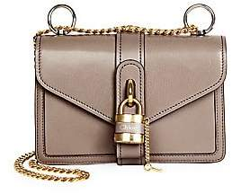 Chloé Women's Aby Leather Chain Strap Crossbody Bag