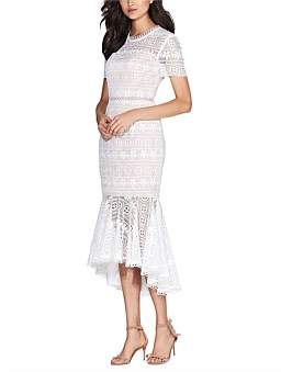 Arabella Love Honor Lace Dress