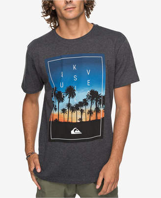 Quiksilver Men's Sauna Stars Graphic T-Shirt