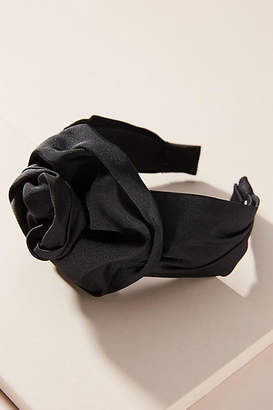 Jennifer Behr Rosamud Bow Headband