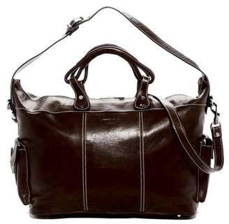 Persaman New York Ryan Italian Leather Weekend Bag