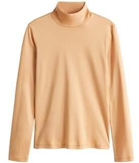 8ee434161488 Stand Collar Shirt Women - ShopStyle