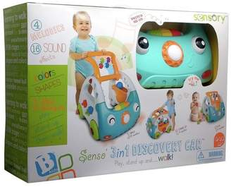 Infantino 3 in 1 Sensory Walk and Discovery Car