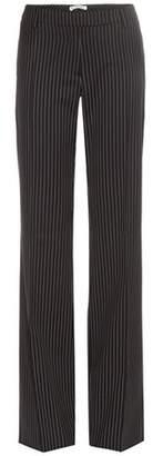 Altuzarra Flared wool trousers