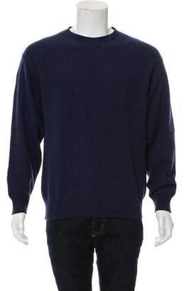 Barneys New York Barney's New York Wool Crew Neck Sweater