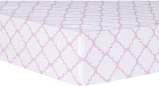 Trend Lab Waverly Baby By Waverly Baby by Orchid Patterned Crib Sheet