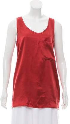 Giada Forte Silk Sleeveless Top w/ Tags