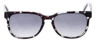 Salt Tortoiseshell Wayfarer Sunglasses