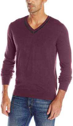 a0f0471655 at Amazon Canada · Axist Men s Long Sleeve V-Neck Sweater