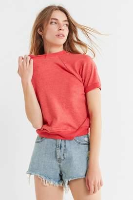 Project Social T Favorite Short Sleeve Sweatshirt