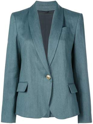 Brunello Cucinelli slim-fit blazer