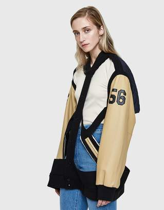 Maison Margiela Deconstructed Sports Jacket