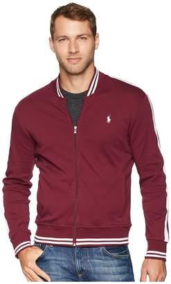 Polo Ralph Lauren Interlock Track Bomber Jacket Men's Clothing