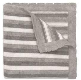 Elegant Baby Baby's Striped Knit Blanket