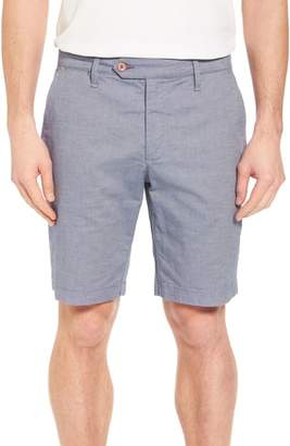Ted Baker Herbott Stretch Cotton Shorts