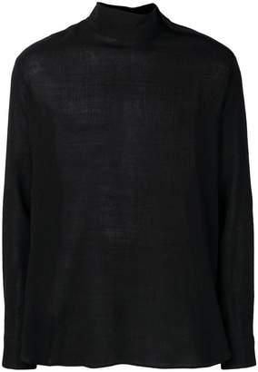 Emporio Armani roll neck jumper