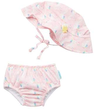 Bumkins Unicorn Swim Diaper Set - 2-Piece (Baby Girls)