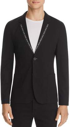 HUGO Paul Logo-Tape Regular Fit Sportcoat