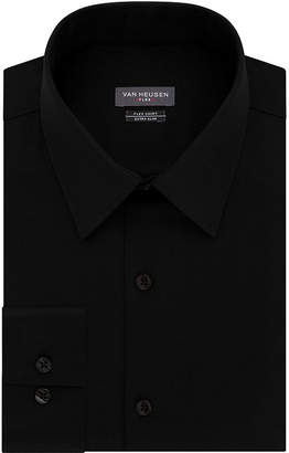 Van Heusen Flex Collar Extra Slim Stretch Long Sleeve Dress Shirt