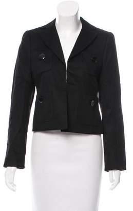 Akris Structured Cashmere Jacket