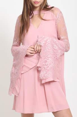 Very J Blushing Beauty dress