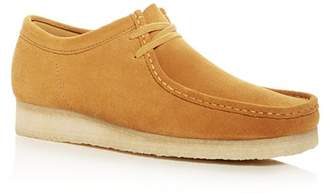 Clarks Men's Wallabe Suede Chukka Boots