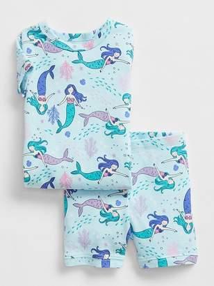 Gap Mermaid Short PJ Set