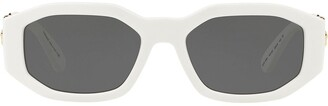Versace Eyewear Hexad Signature sunglasses