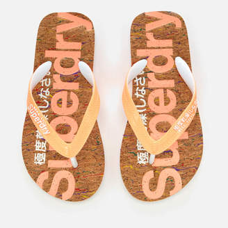 Superdry Women's Cork Flip Flops