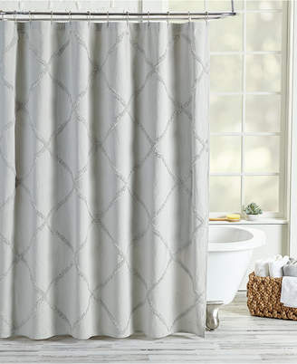 Peri Homeworks Lattice Shower Curtain