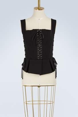 Dolce & Gabbana Bustier top