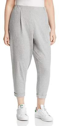 Eileen Fisher Plus Cuffed Ankle Pants