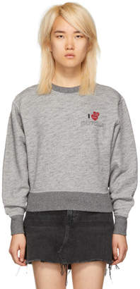 Rag & Bone Grey Daytona Sweatshirt