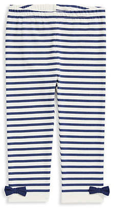 First Impressions Baby Girl's Striped Cotton Leggings
